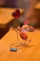 Chrystal Piglet figure