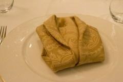 Royal Court napkin