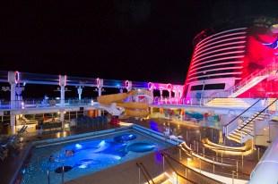 Disney Fantasy Mickey's pool
