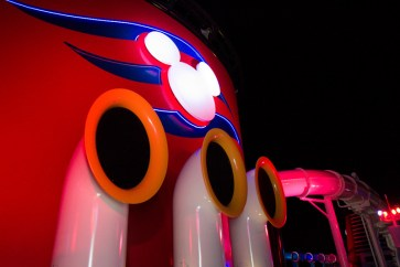 Disney Fantasy funnel