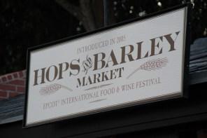 Hops & Barley booth