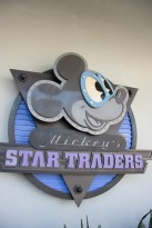 Mickey's Star Traders sign