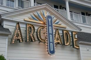 Yard Arcade on The Boardwalk
