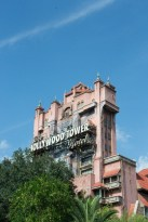 Tower of Terror, Hollywood Tower Hotel