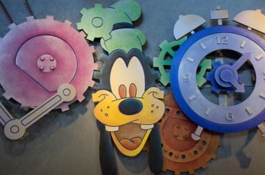 Goofy gears in Mouse Gears