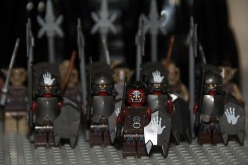 Uruk-Hai army