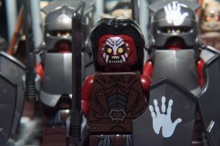 Lurtz, Captain of the Uruk-Hai