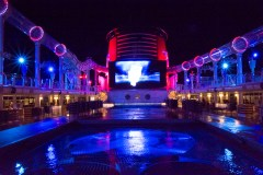 Mickey's Pool and Funnel Vision