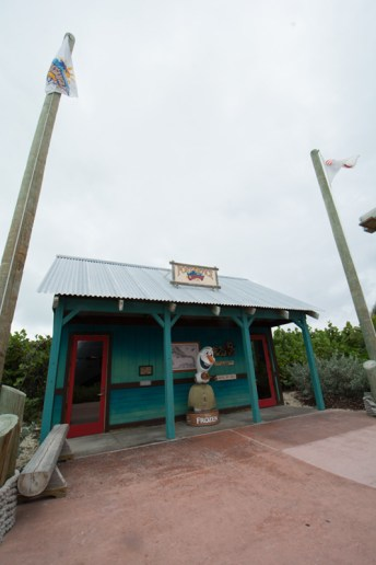 Castaway Cay post office