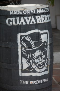 Guavaberry barrel