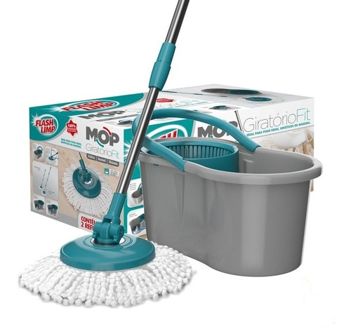 MOP GIRATORIO FIT FLASH-MOP5010