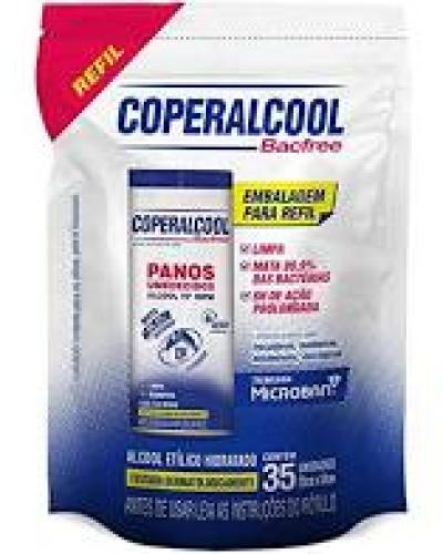 PANO UMED COPERALCOOL BACFREE 35UND
