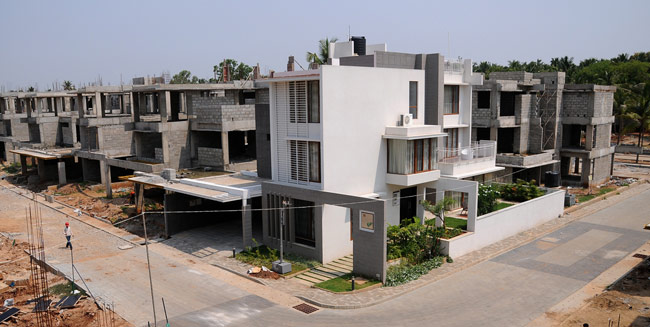 Brigade Group S Palm Grove Housing Project In Mysore