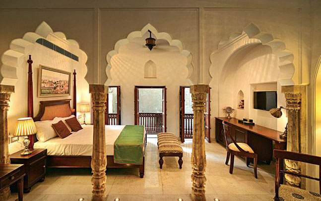The Past Perfected 200 Year Old Haveli Dharampura