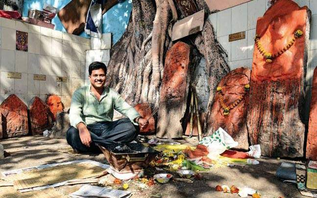 A Greener Scent Mumbai Based Nikhil Gampa Turns Waste