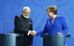 Germany, India made for each other: PM Modi after meeting Angela ...