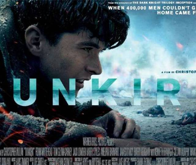 A Poster Of Dunkirk