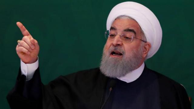Image result for Iranian President Hassan Rouhani pic