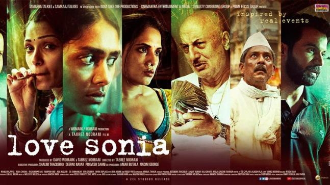 Image result for love sonia full movie poster
