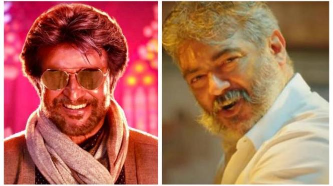 Image result for Viswasam and Petta images