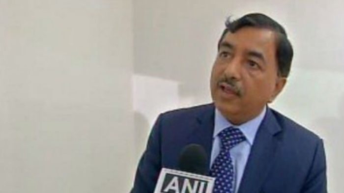 Former IRS (IT)-1980 officer Sushil Chandra appointed as Election Commissioner. Photo: ANI