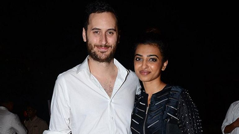 Radhika Apte on how she and hubby Benedict settle fights: We both apologise  - Movies News