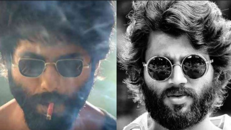 Kabir Singh remake of the Telegu film 'Arjun Reddy'