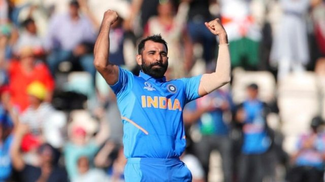 India vs Afghanistan: Mohammed Shami's hat-trick helped India clinch 2 points on Saturday (AP Photo)