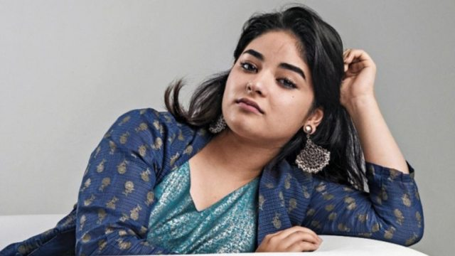 Zaira Wasim Quit Film Industry, Actress Zaira Wasim's sudden decision to quit films has left a comprehension void