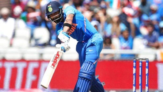 Virat Kohli had scored 443 runs for India in the 2019 Cricket World Cup. (Reuters Photo)