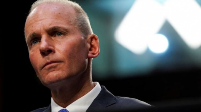 Boeing CEO Muilenburg has done everything proper, says chairman