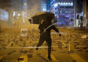 US gravely concerned by deepening political unrest in Hong Kong: Pompeo