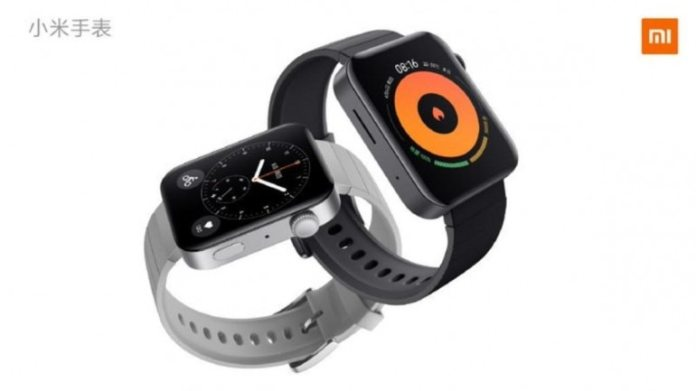 Mi Smart Watch launched
