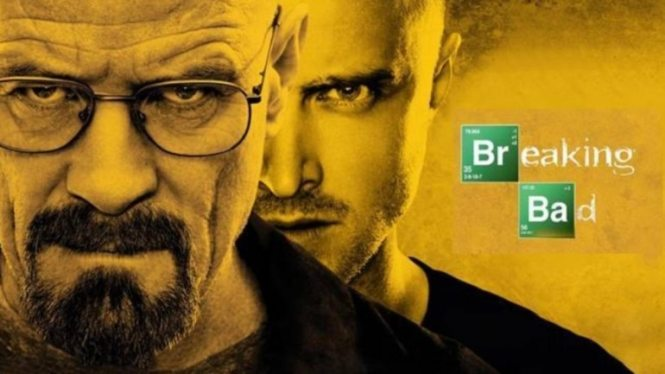 Best TV shows of all time Breaking bad