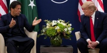 Shah Mehmood Qureshi says Donald Trump to visit Pakistan quickly, US president skirts question