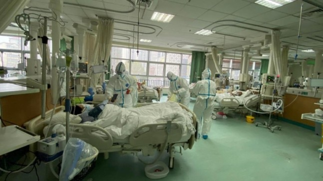 Coronavirus outbreak: Death toll rises to 908 in China, confirmed infections top 40,000