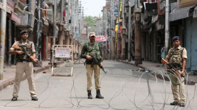 Exclusive | Those sent to J&K urge the government to lift Internet restrictions in Kashmir