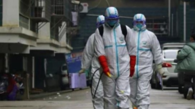 Coronavirus deaths, cases leap in China; markets shiver
