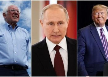 2016 once more? Russia stirring chaos in US election once more, helping Donald Trump, Bernie Sanders