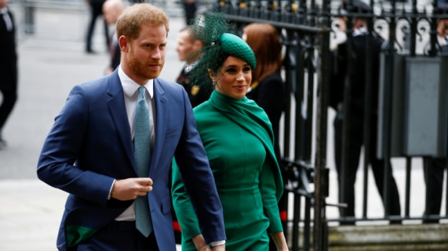 Trump says US won't pay for UK royals Meghan and Harry's security