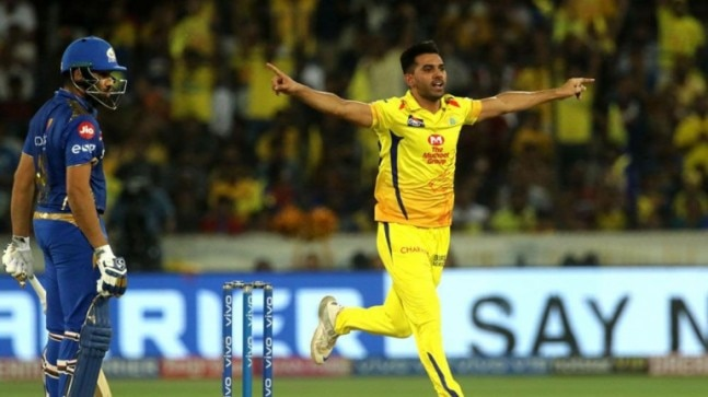 IPL 2020 postponement has given me more time to recover: Deepak Chahar