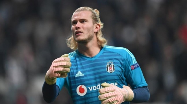 Liverpools Karius terminates loan contract with Besiktas