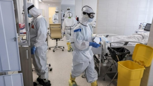 2 Russian doctors dead, 1 injured after falling from hospital windows during coronavirus pandemic