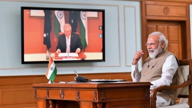 India forges alliances amid Chinese aggression: A comparison with Indo-US document on South China Sea