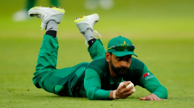 PCB miffed with Mohammad Hafeez for taking private Covid-19 test: He should have spoken to us first