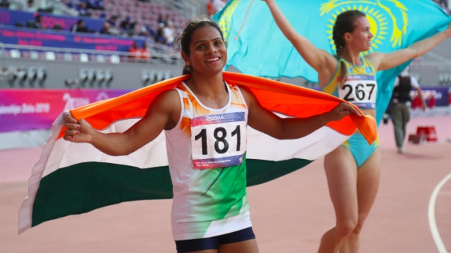 Want to sell my BMW car due to high maintenance cost, not to fund training: Dutee Chand