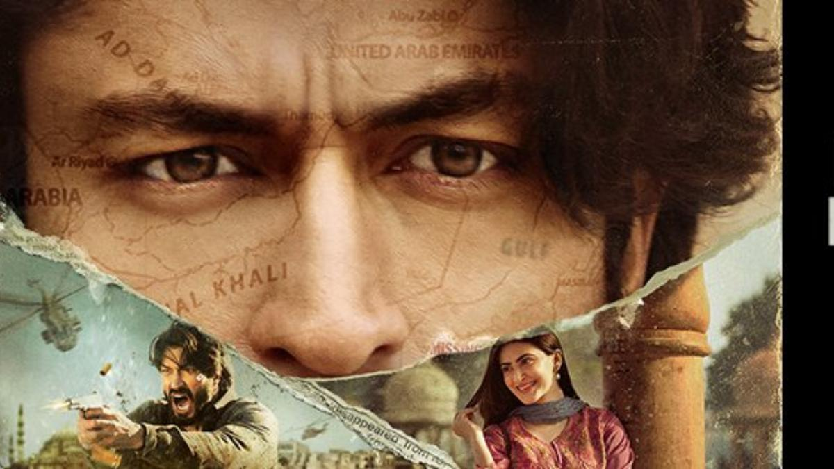 Khuda Haafiz trailer out: Vidyut Jammwal on a mission to find his ...