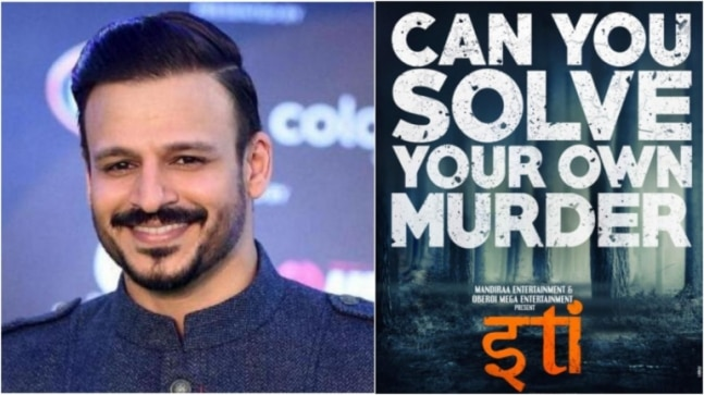 Vivek Oberoi turns producer with Iti, film to go on floors in October