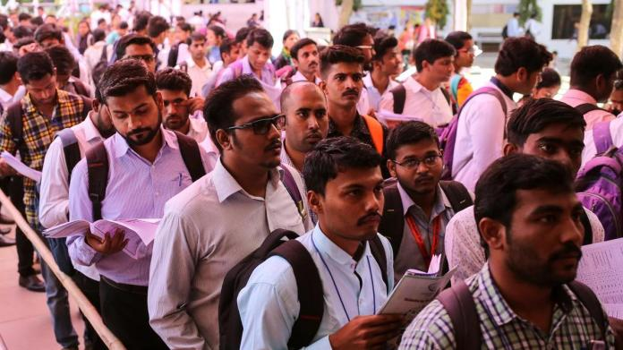 India's urban unemployment rate worsens in August, inches up to nearly 10%  - Business News