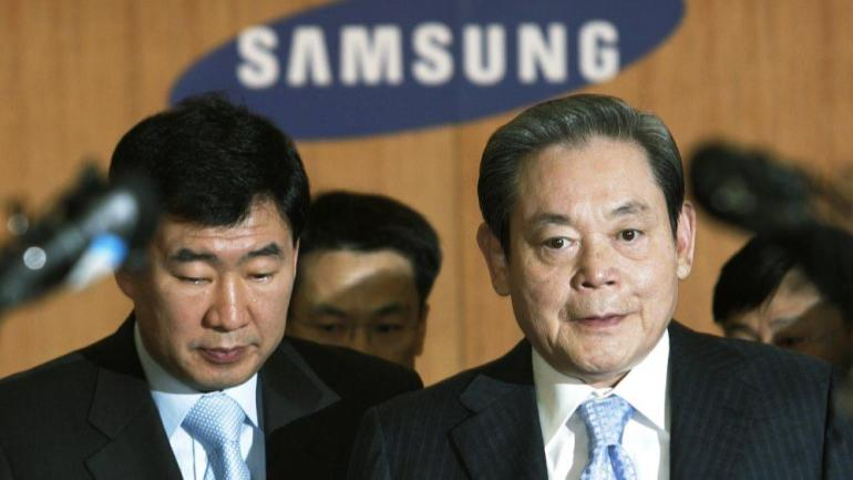 South Korea's richest guy dies at 78: Here's how a lot Samsung chairman Lee Kun-hee was once price
